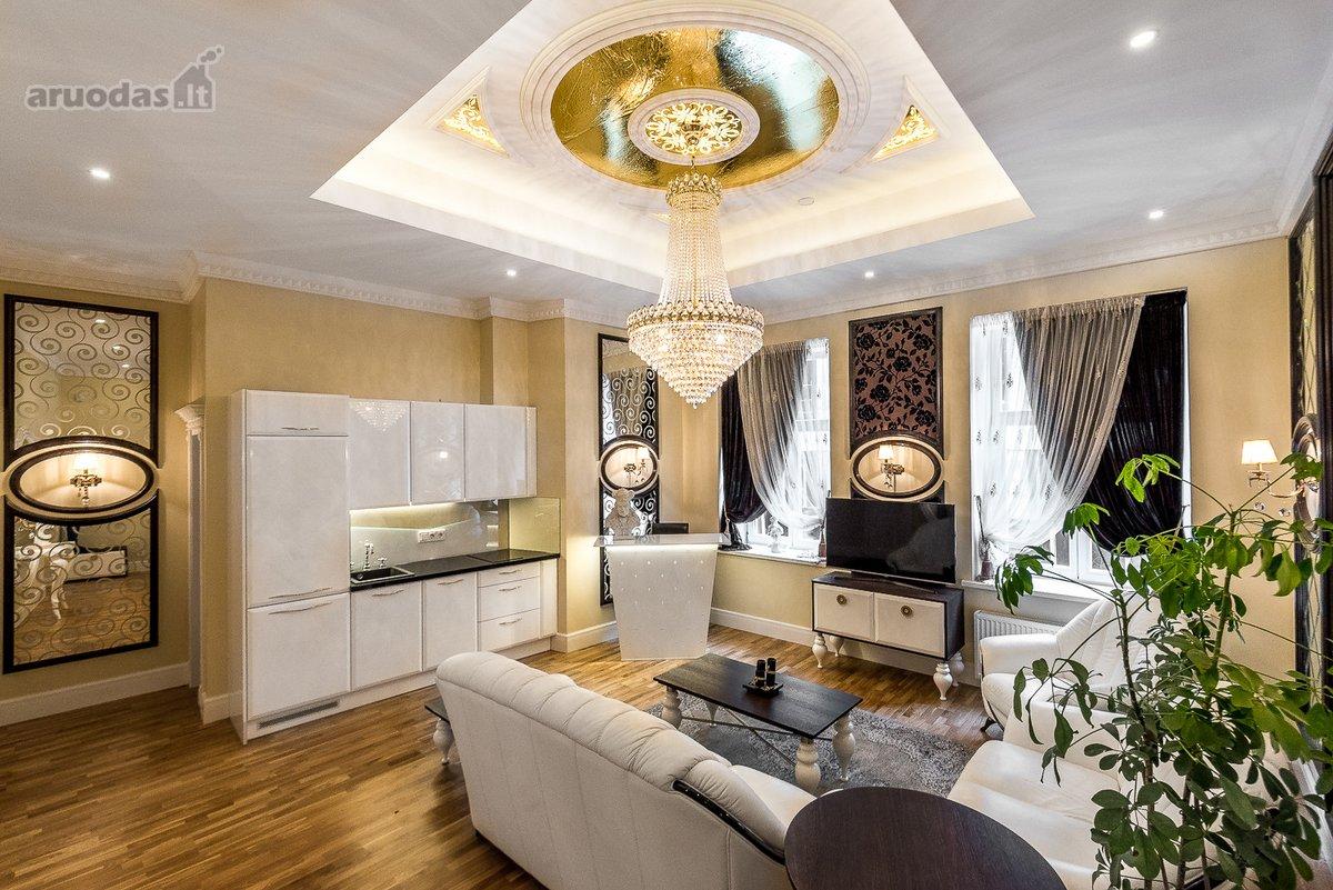 Vilnius, Senamiestis, Vilniaus g., 2 kambarių butas