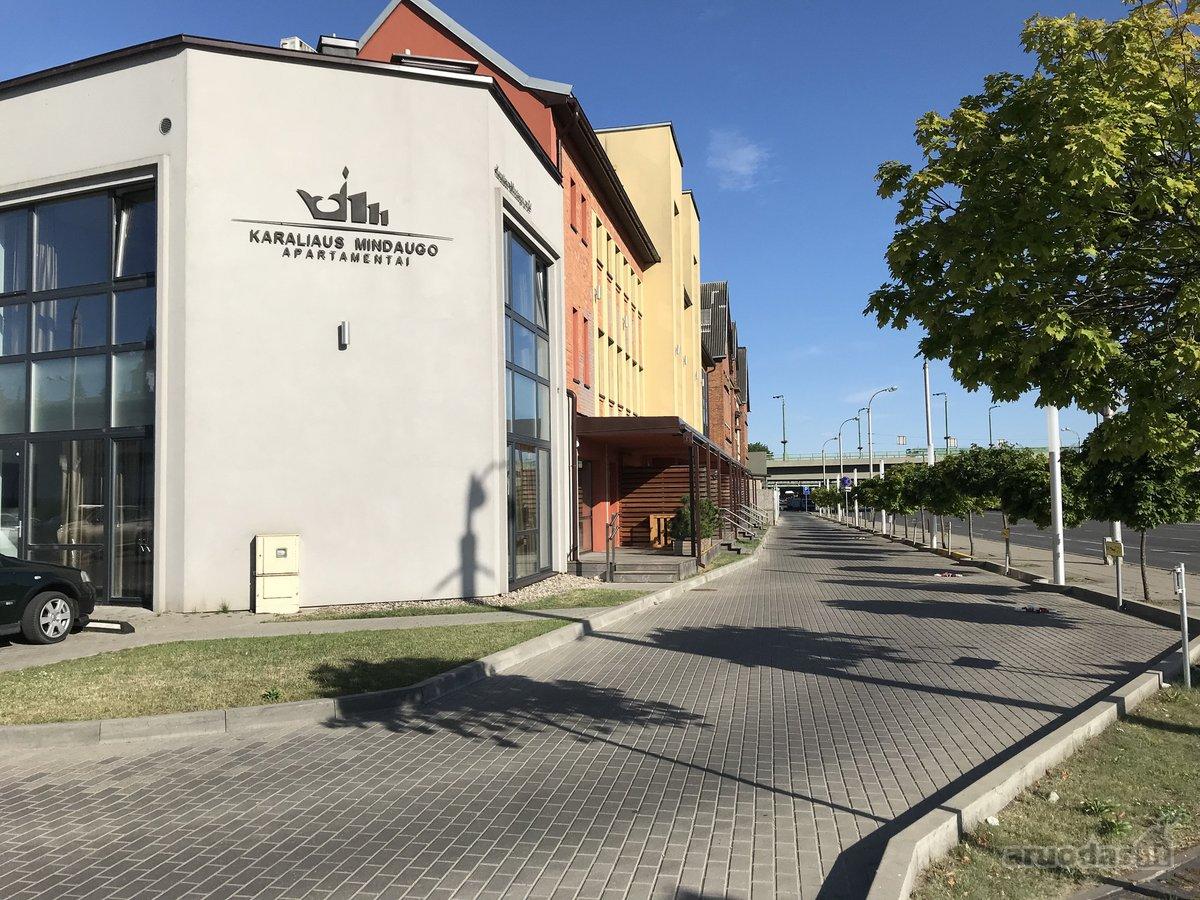 Kaunas, Centras, Karaliaus Mindaugo pr., 3 kambarių butas
