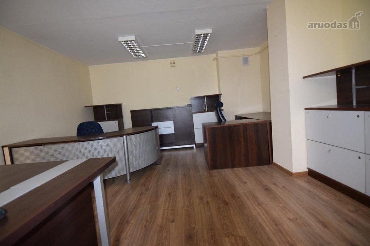 Klaipėda, Centras, Taikos pr., biuro paskirties patalpos