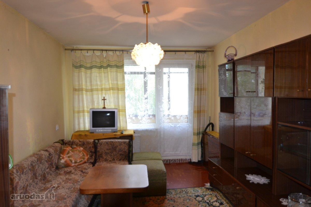 Vilnius, Lazdynai, Erfurto g., 2 kambarių butas