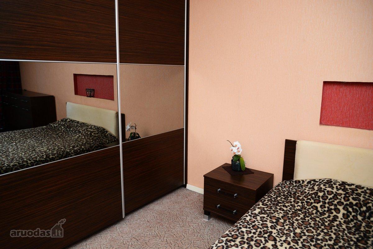Panevėžys, Centras, Ramygalos g., 3 kambarių butas