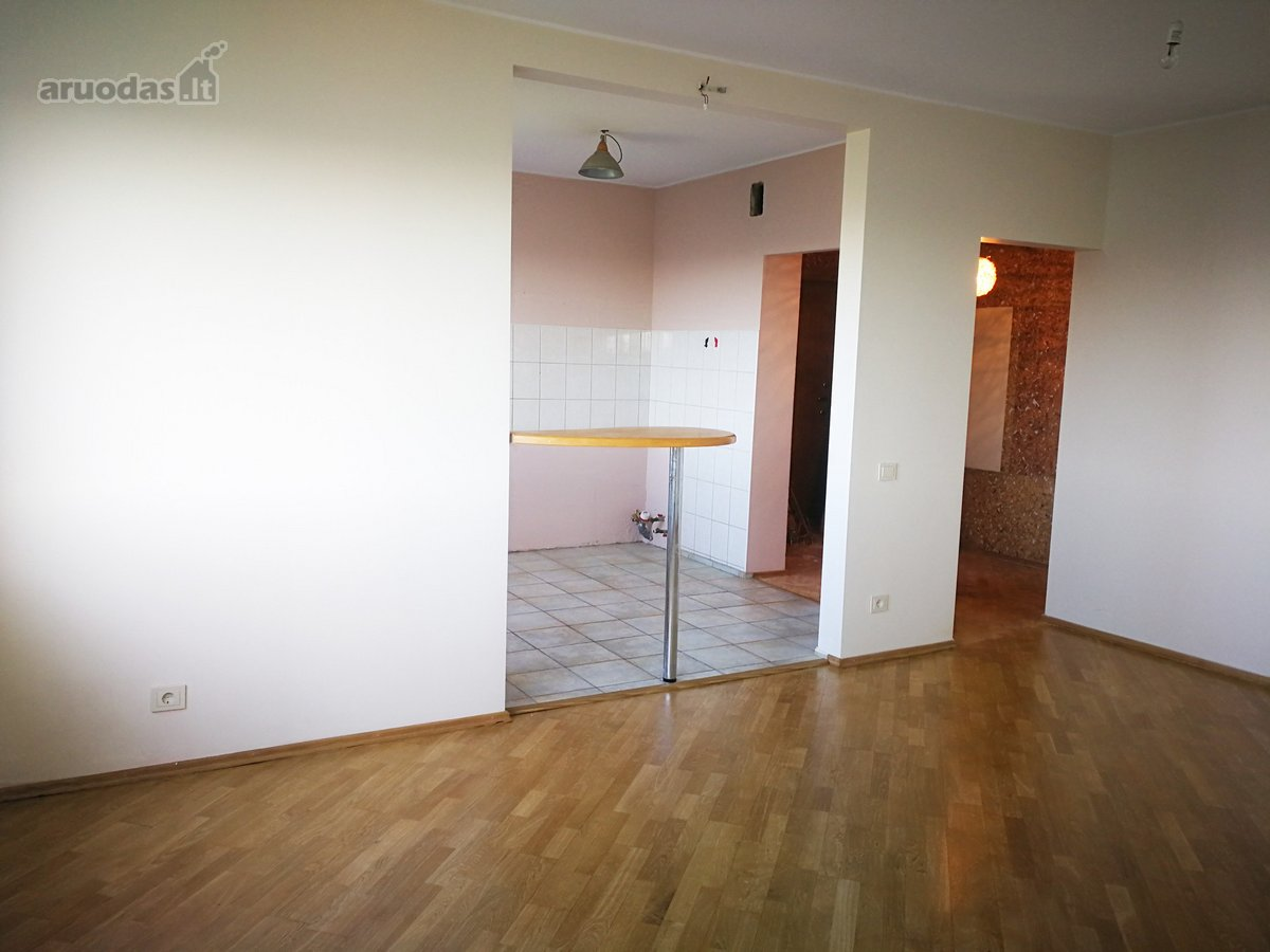 Vilnius, Pašilaičiai, Medeinos g., 3 kambarių butas