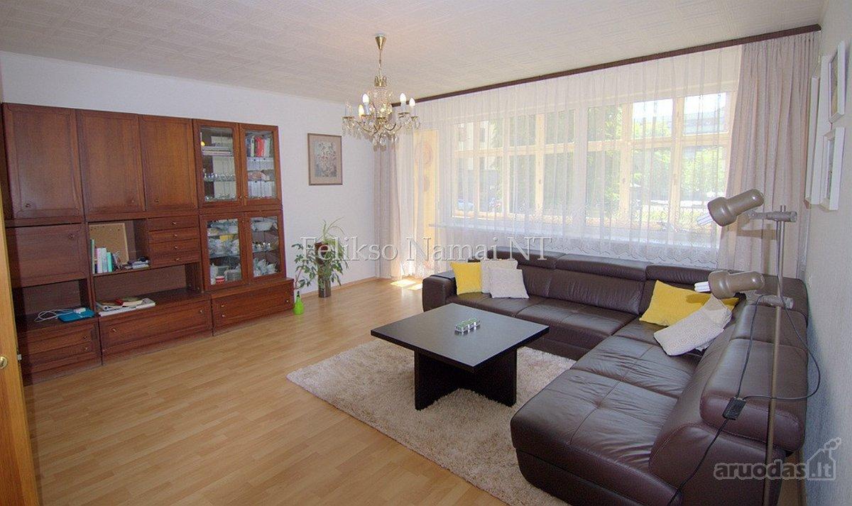 Klaipėda, Centras, Vytauto g., 3 kambarių butas