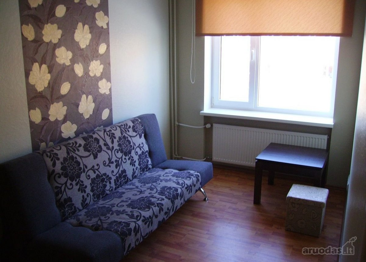 Vilnius, Naujoji Vilnia, Linksmoji g., 2 kambarių butas