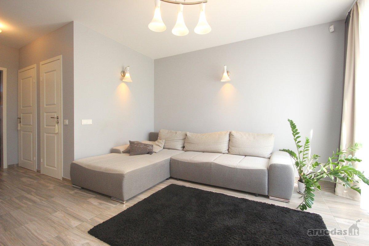 Vilnius, Pavilnys, Stanislovo Narutavičiaus g., 3 kambarių butas