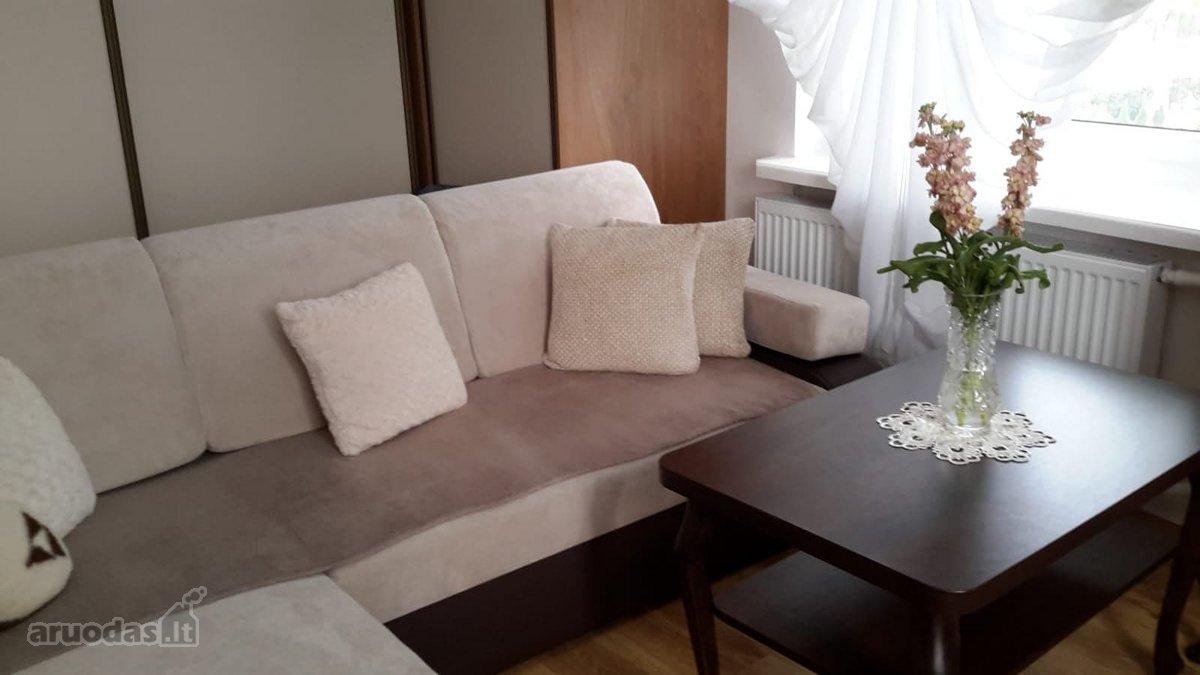 Radviliškio m., Topolių g., 1 kambario butas