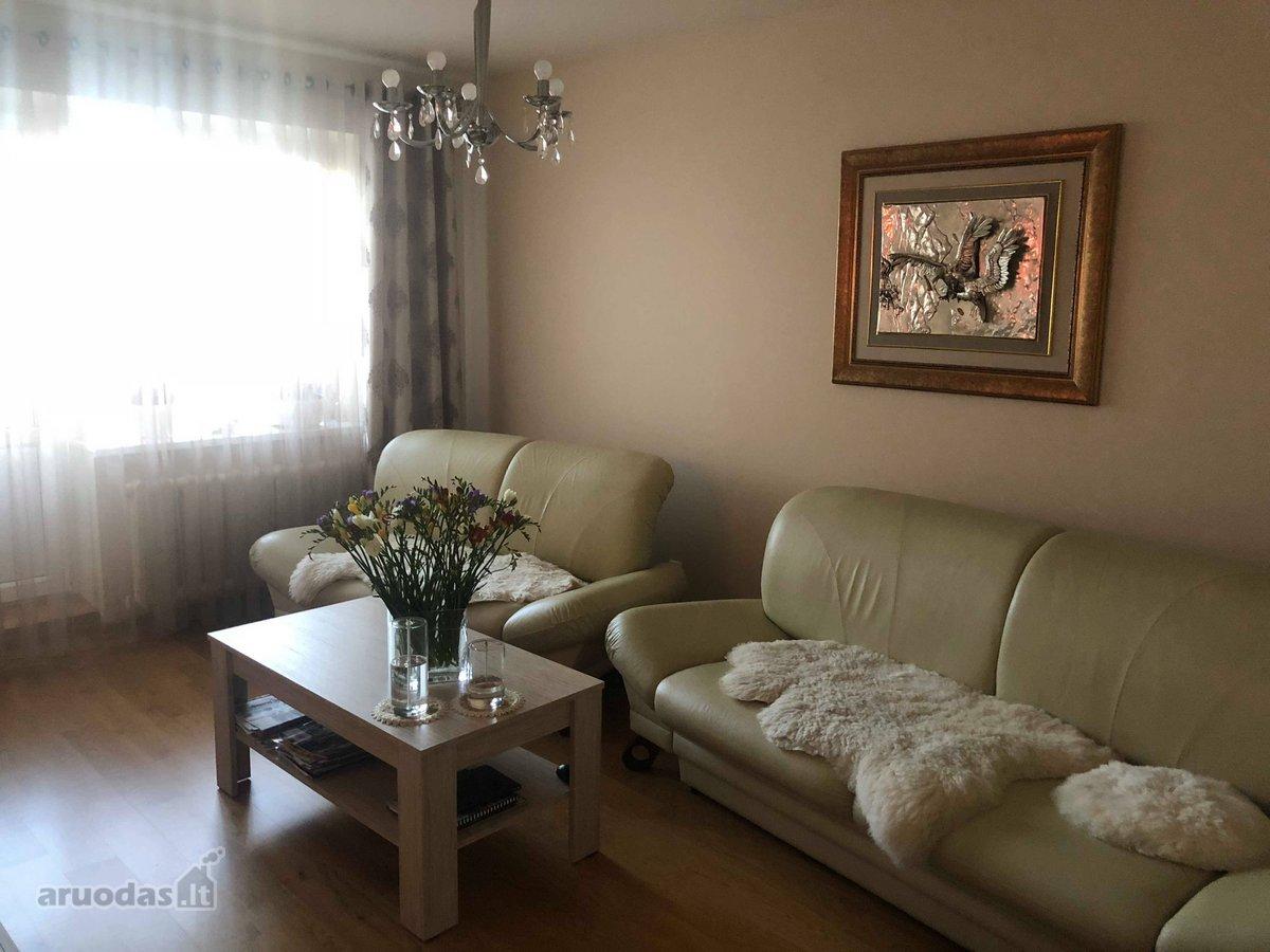 Marijampolės m., Degučiai, R. Juknevičiaus g., 3 kambarių butas