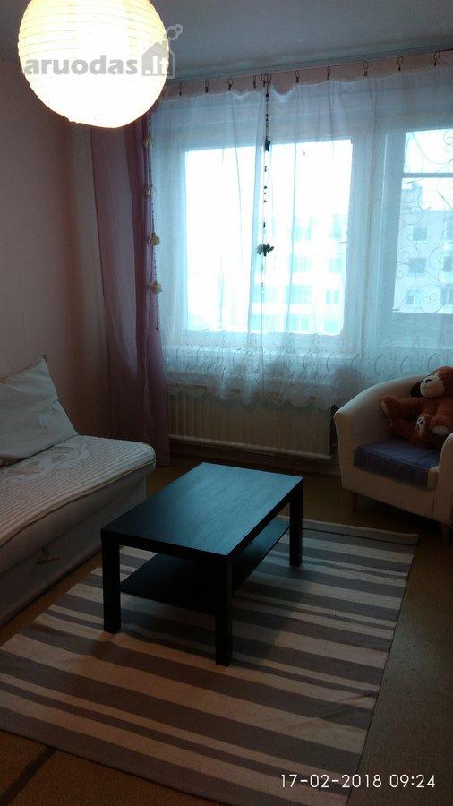 Vilnius, Žirmūnai, Tuskulėnų g., 3 kambarių butas