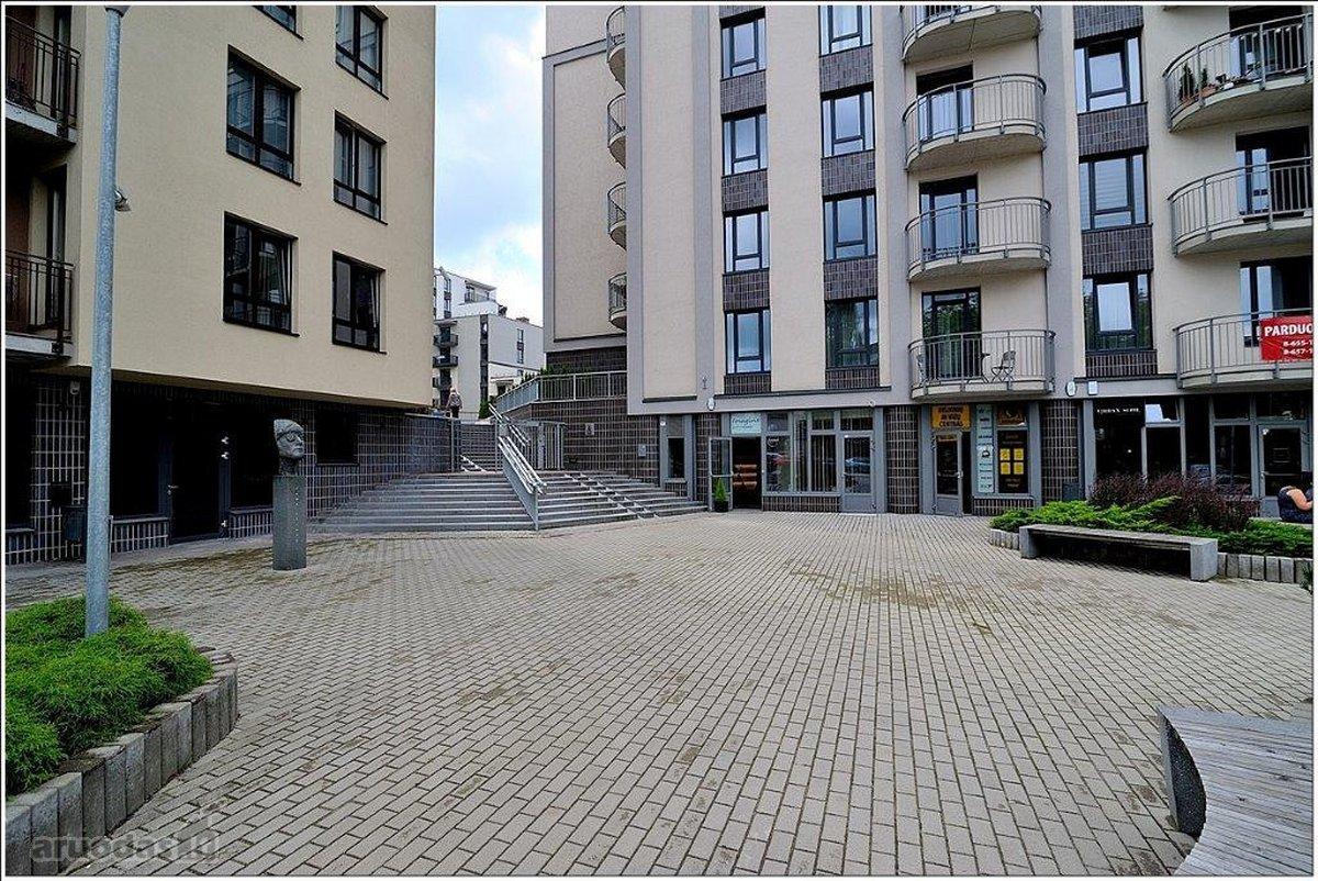 Vilnius, Naujamiestis, Mindaugo g., 1 kambario butas