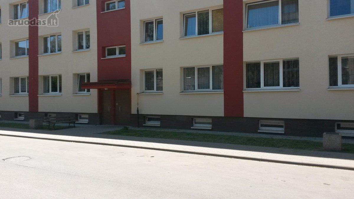 Mažeikių m., Žemaitijos g., 4 kambarių butas