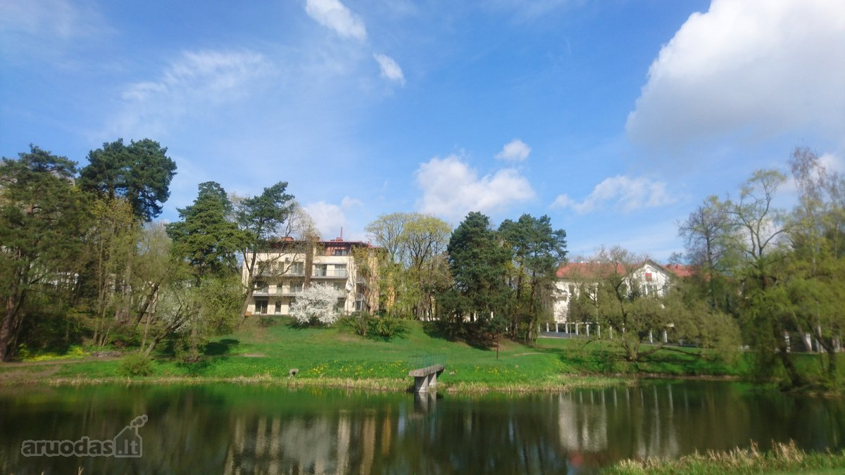 Vilnius, Žvėrynas, Latvių g., 3 kambarių butas