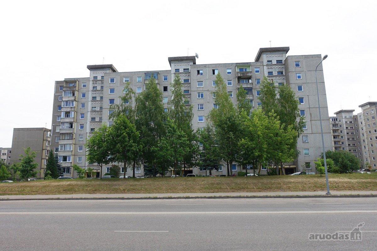 Kaunas, Šilainiai, Baltų pr., 2 kambarių butas