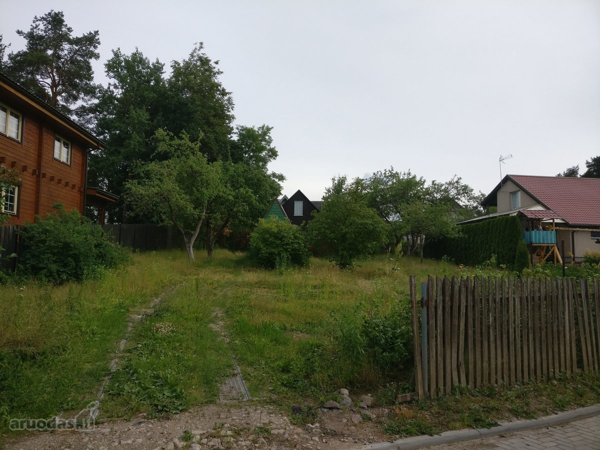 Vilnius, Markiškių g., kolektyvinis sodas sklypas