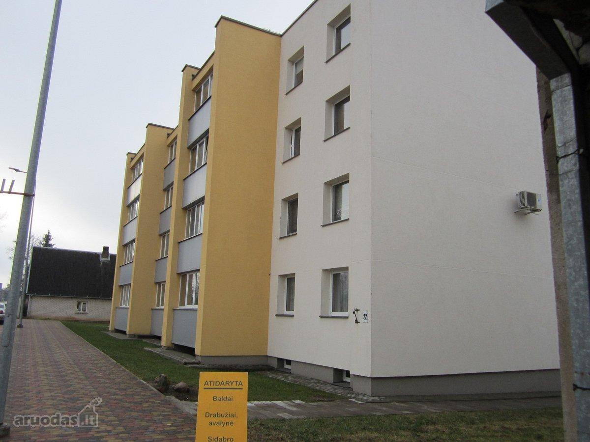 Lazdijų m., Seinų g., 2 kambarių butas