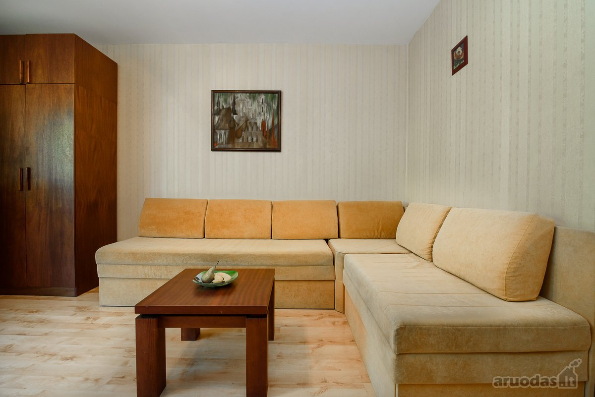 Vilnius, Jeruzalė, Kviečių g., 2 kambarių butas