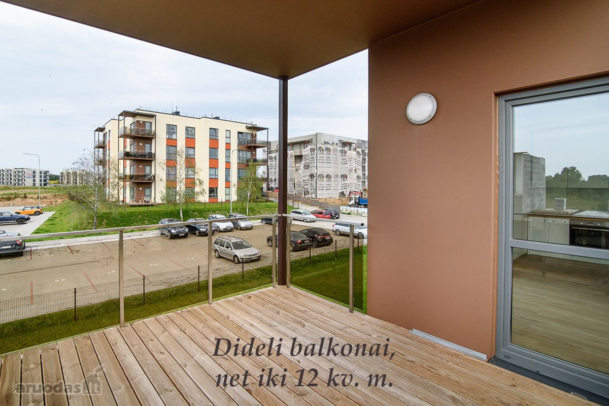 Vilnius, Antakalnis, Duburio g., 2 kambarių butas