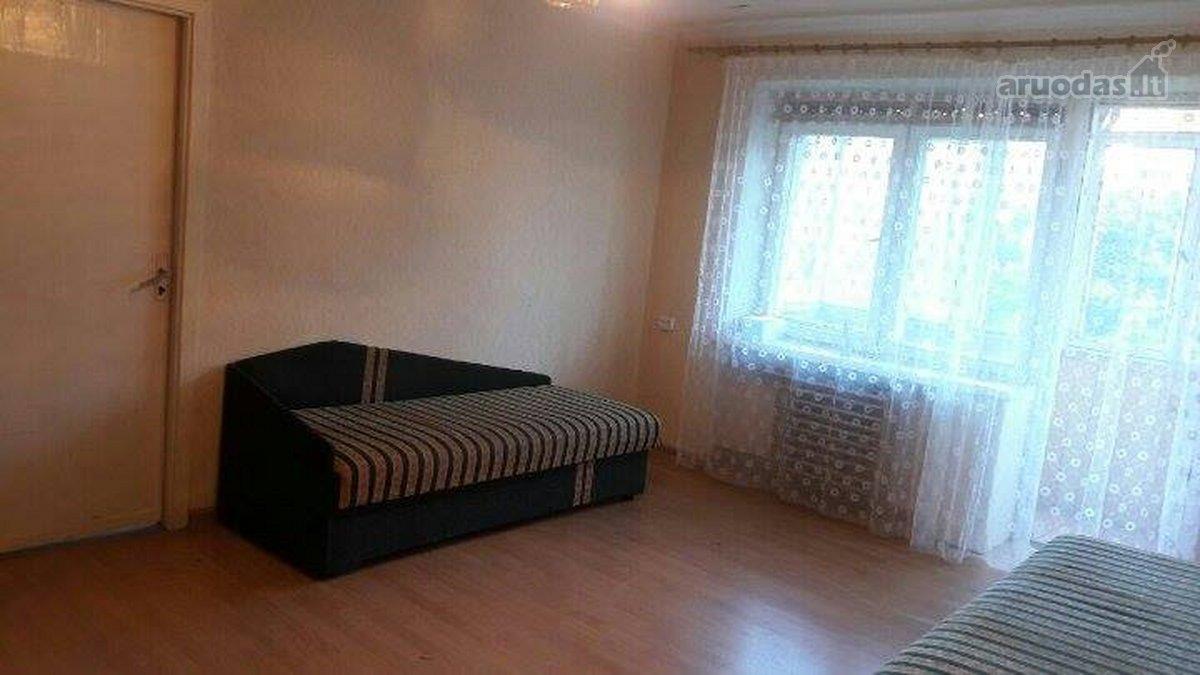 Klaipėda, Centras, Sausio 15-osios g., 2 kambarių butas