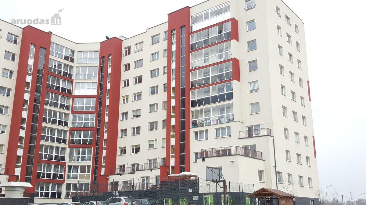 Vilnius, Pašilaičiai, Eitminų g., 2 kambarių butas