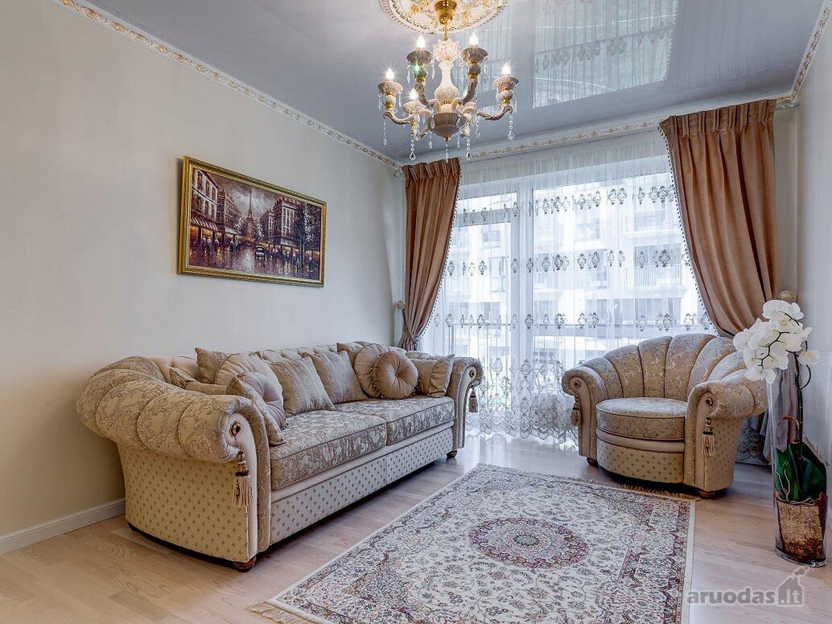 Vilnius, Šnipiškės, Jurgio Lebedžio g., 3 kambarių butas