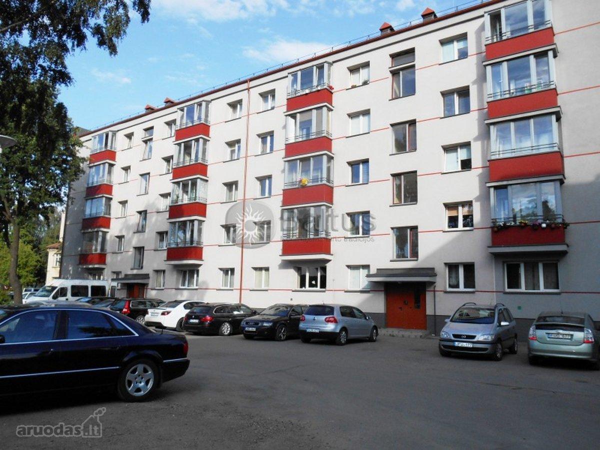 Klaipėda, Centras, Švyturio g., 1 kambario butas