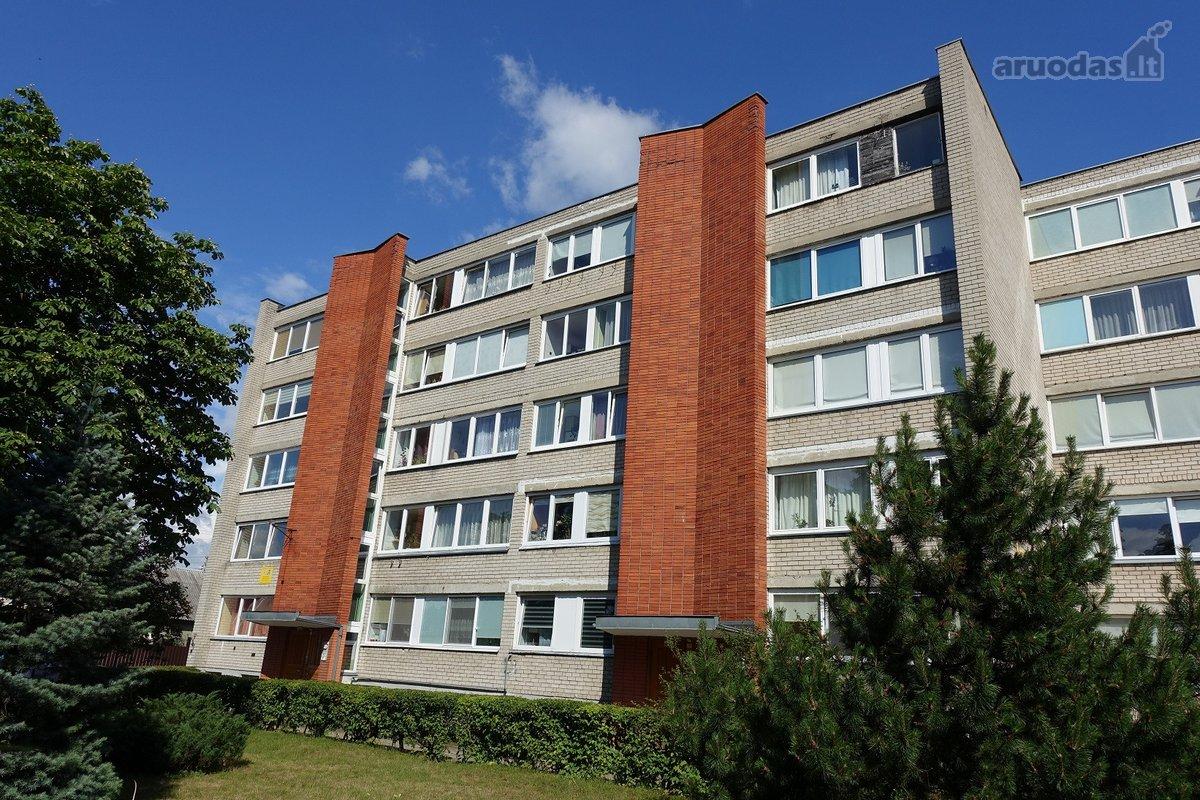 Kaunas, Vilijampolė, Kulvos g., 2 kambarių butas