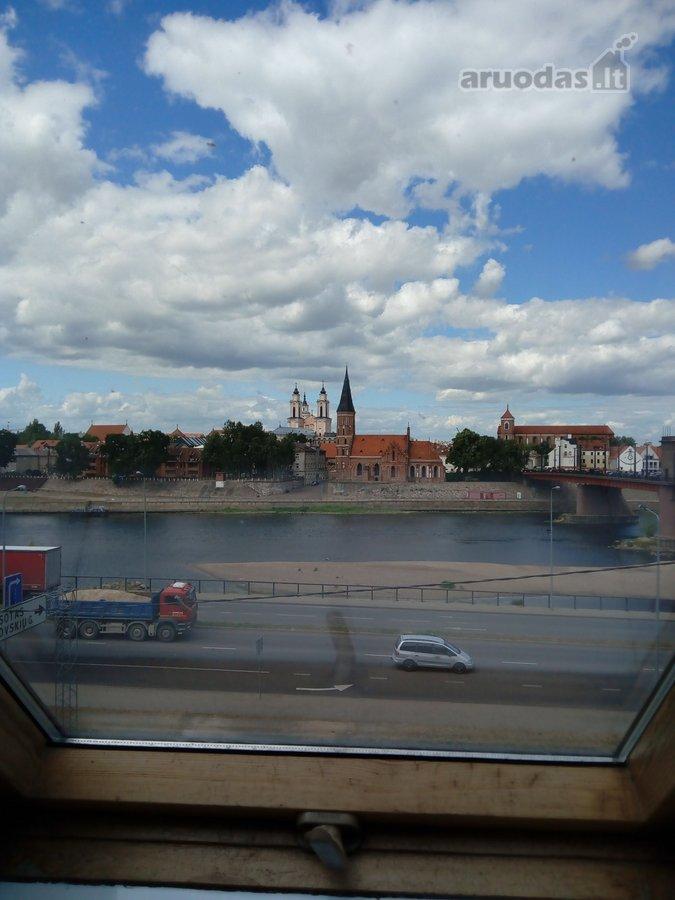 Kaunas, Aleksotas, Veiverių g., 2 kambarių butas