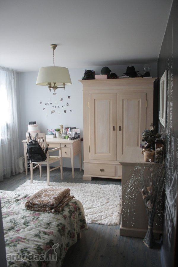 Trakų r. sav., Lentvario m., Vytauto g., 3 kambarių butas