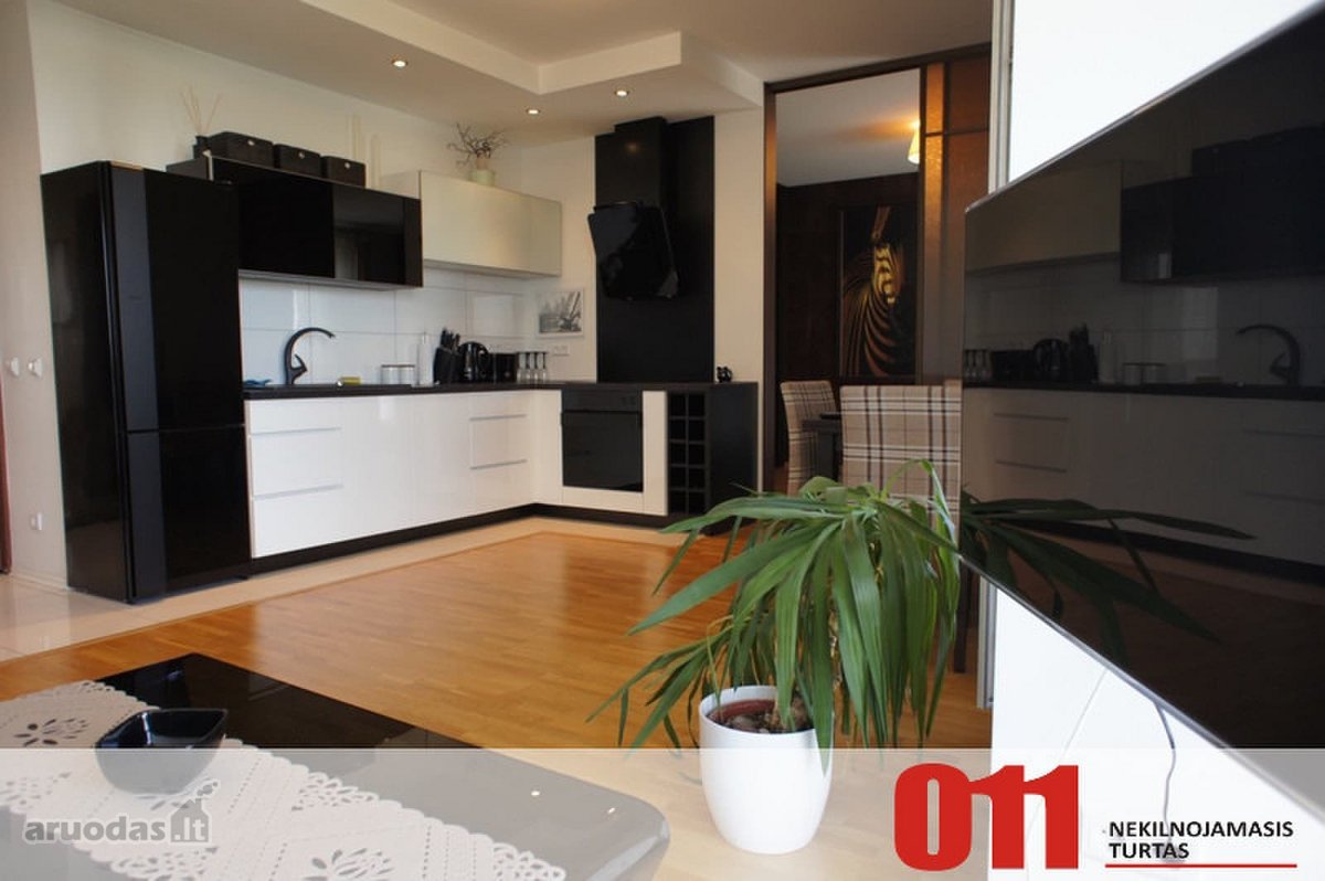 Klaipėda, Centras, Minijos g., 2 kambarių butas