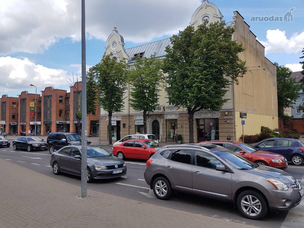 Klaipėda, Centras, H. Manto g., 4 kambarių butas