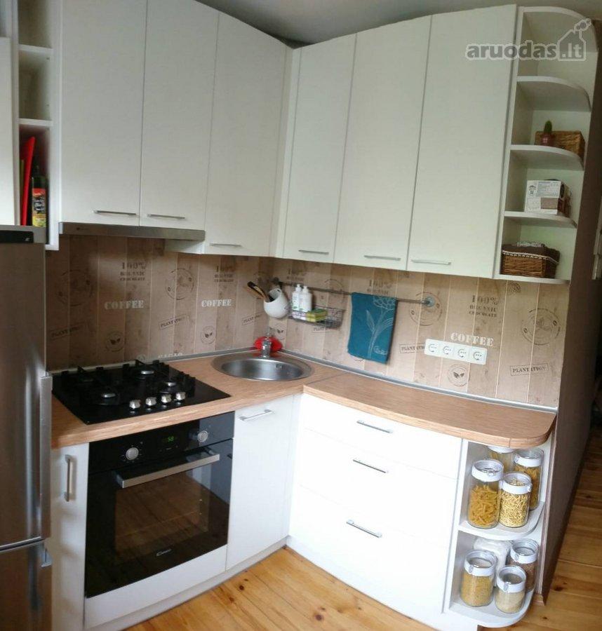 Vilnius, Naujamiestis, Smolensko g., 2 kambarių butas