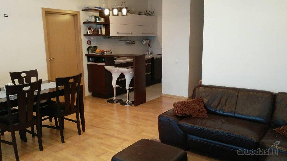 Vilnius, Naujamiestis, Savanorių pr., 3 kambarių butas