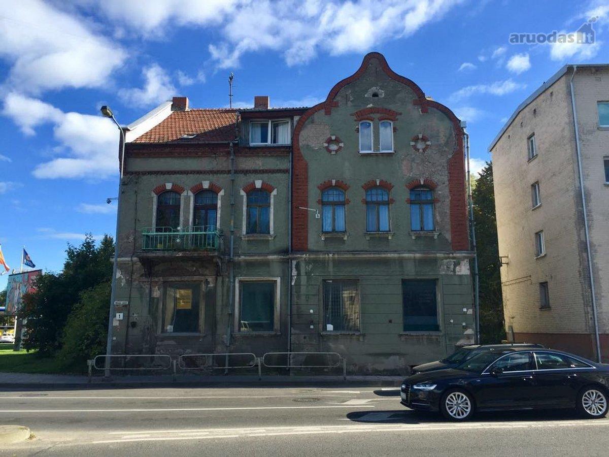 Klaipėda, Senamiestis, Minijos g., 3 kambarių butas
