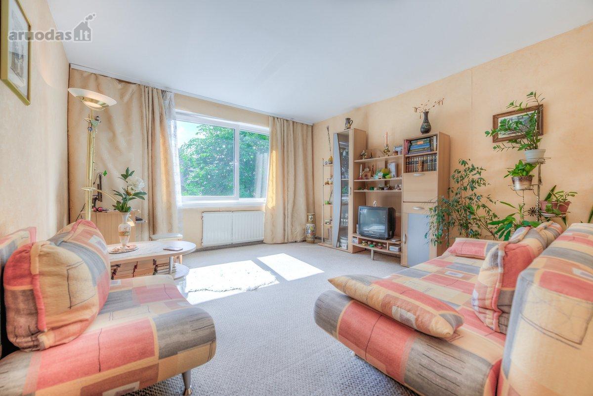Vilnius, Karoliniškės, Loretos Asanavičiūtės g., 2 kambarių butas
