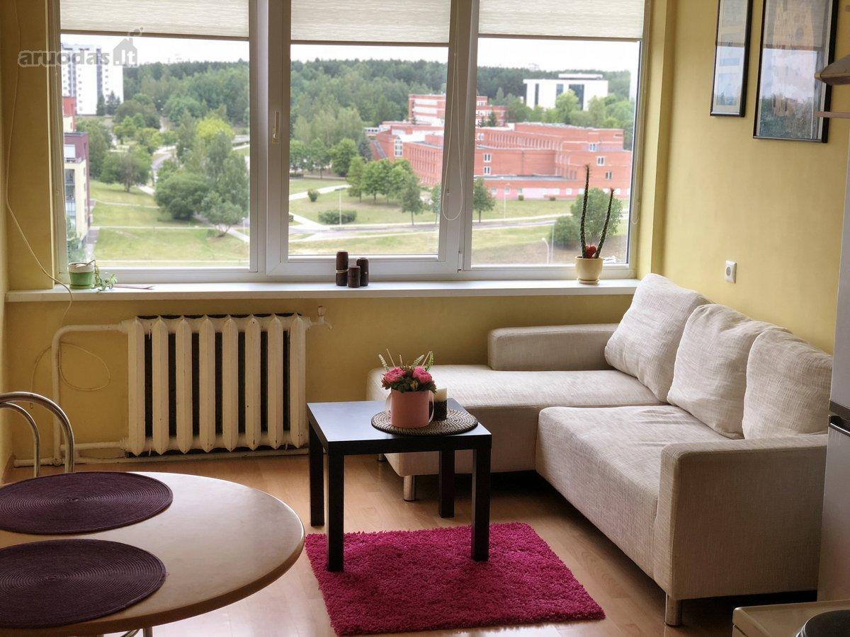 Vilnius, Baltupiai, Didlaukio g., 2 kambarių butas
