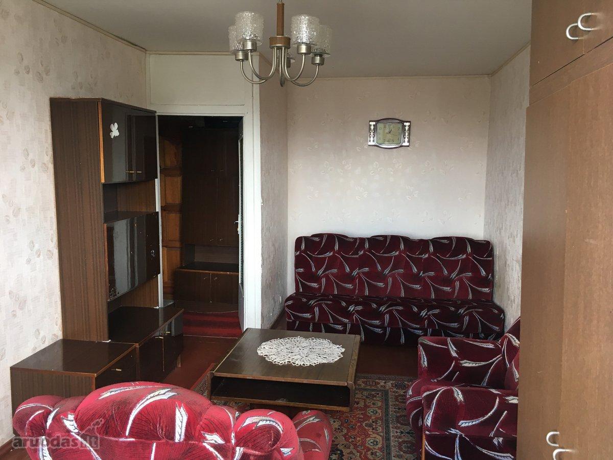 Kaunas, Kalniečiai, P. Lukšio g., 2 kambarių butas