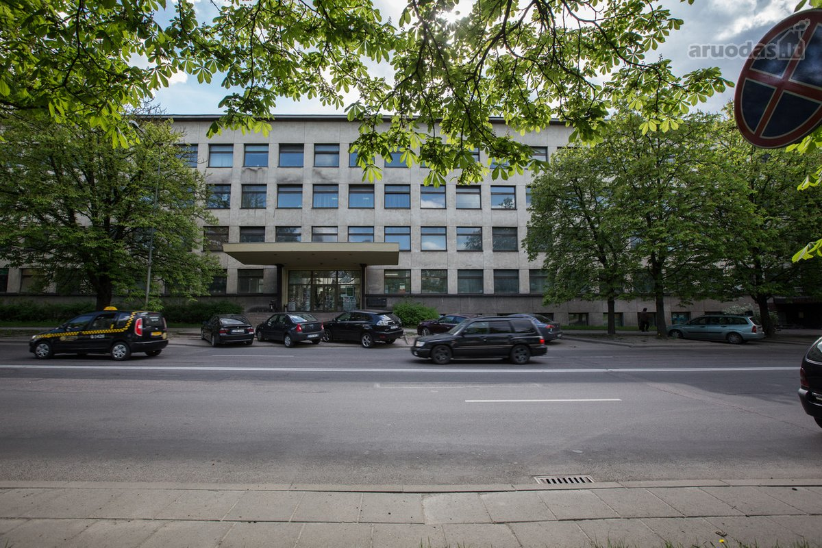 Vilnius, Naujamiestis, A. Goštauto g., biuro paskirties patalpos