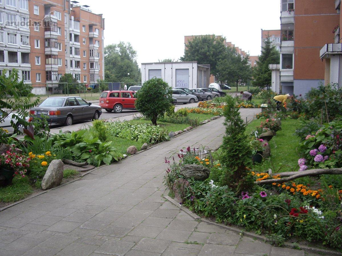 Klaipėda, Poilsis, Nidos g., 3 kambarių butas