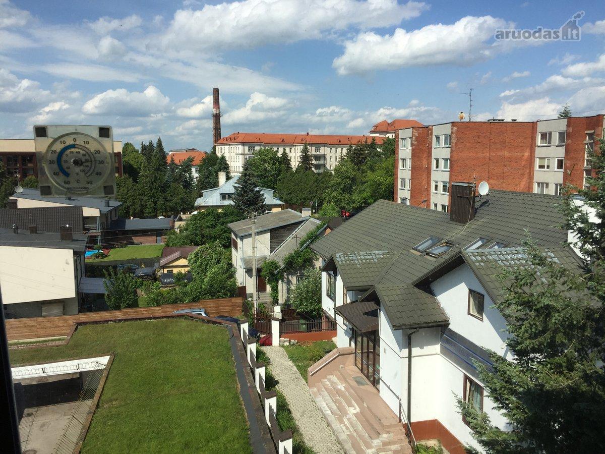 Kaunas, Žaliakalnis, K. Genio g., 3 kambarių butas