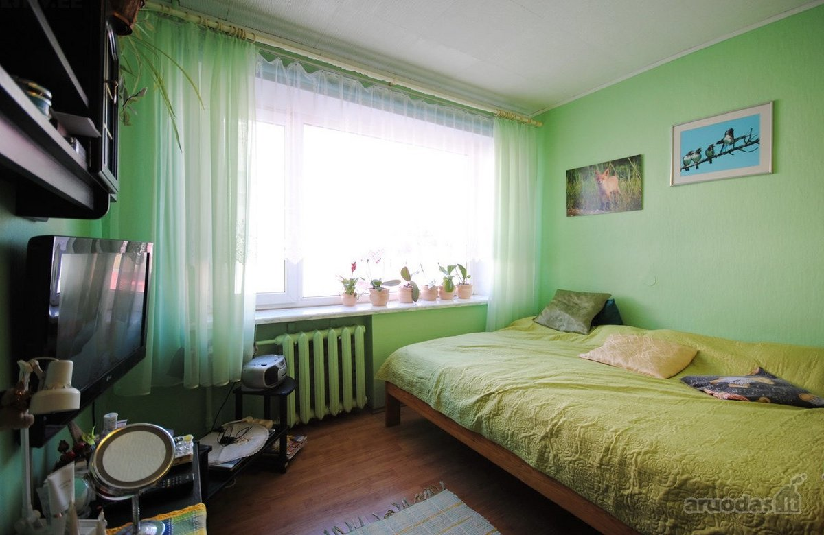 Vilnius, Naujoji Vilnia, Žvirblių g., 2 kambarių butas