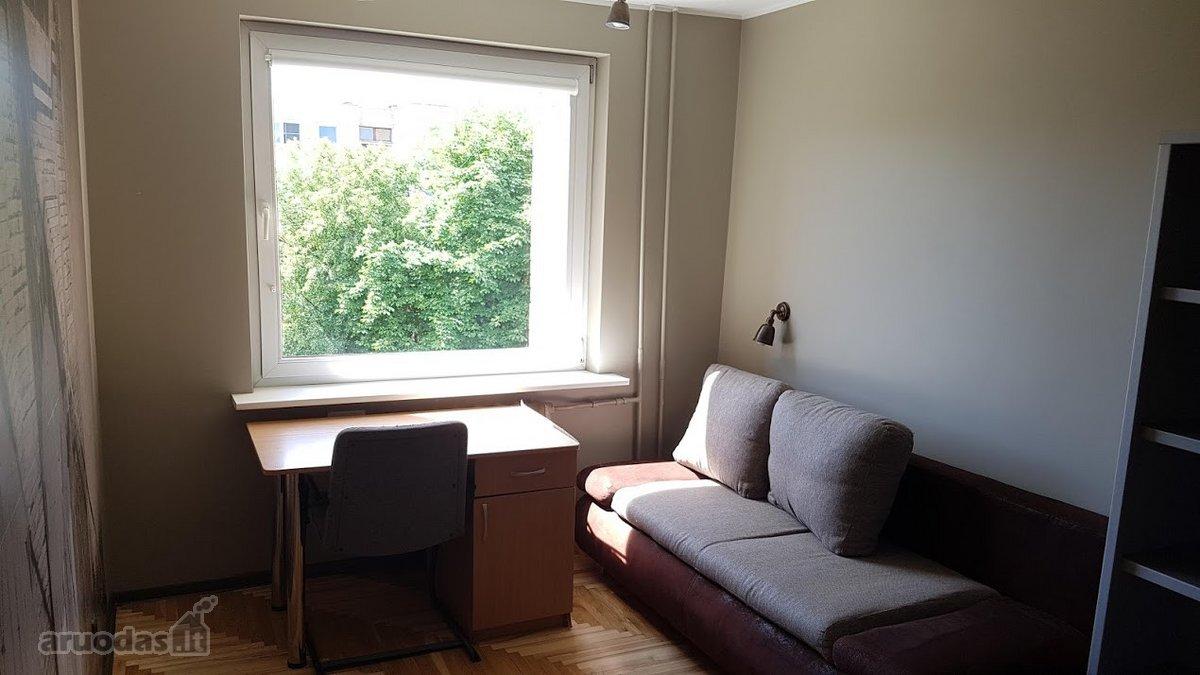Kaunas, Aleksotas, Antanavos g., 4 kambarių butas