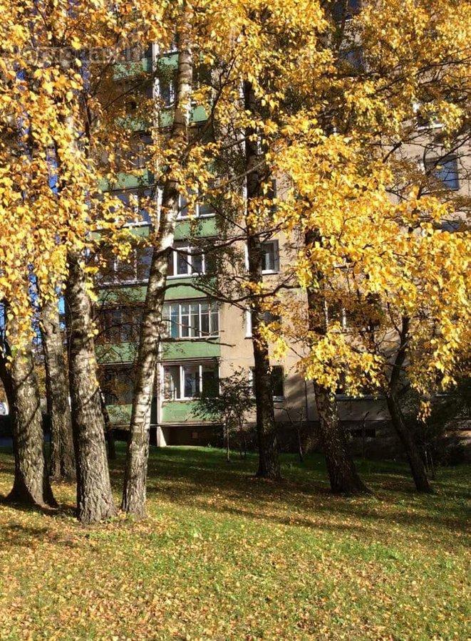 Vilnius, Lazdynai, Architektų g., 1 kambario butas