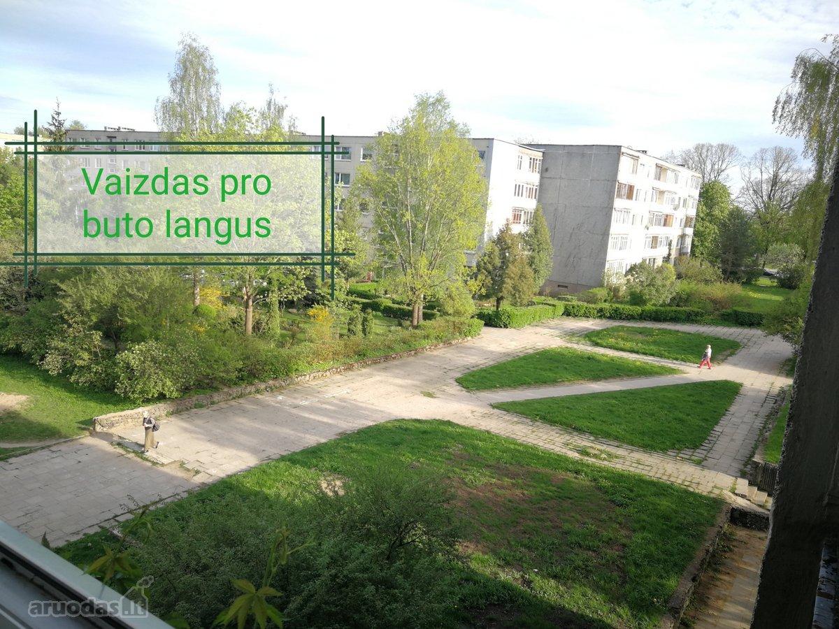 Vilnius, Lazdynai, Erfurto g., 3 kambarių butas