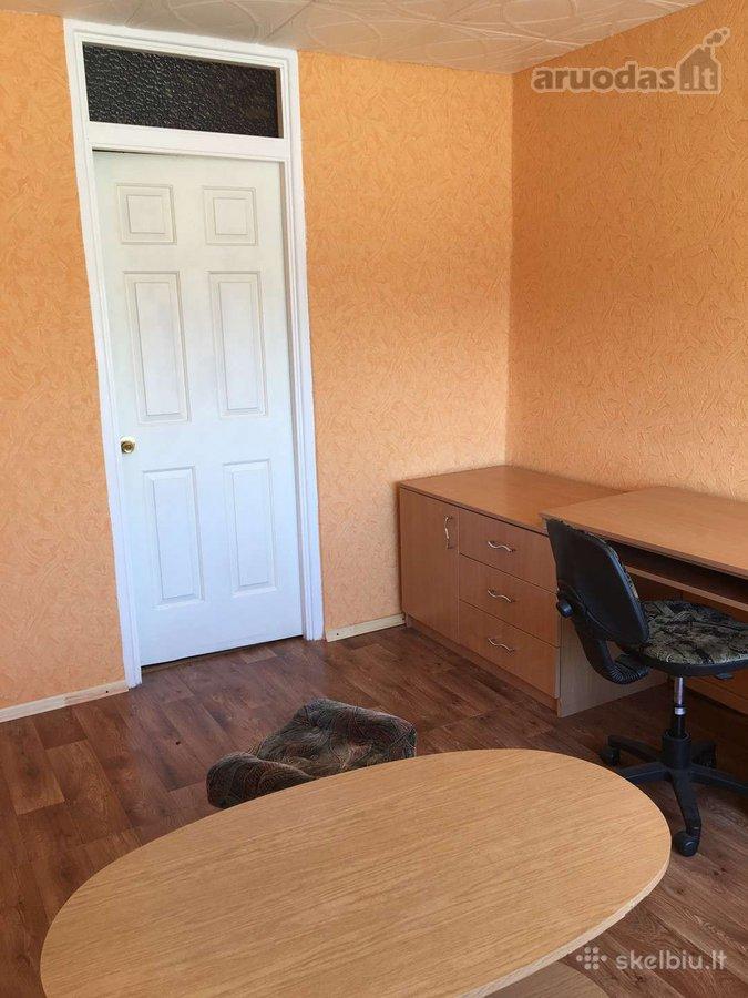 Šiauliai, Centras, M. K. Čiurlionio g., 1 kambario butas