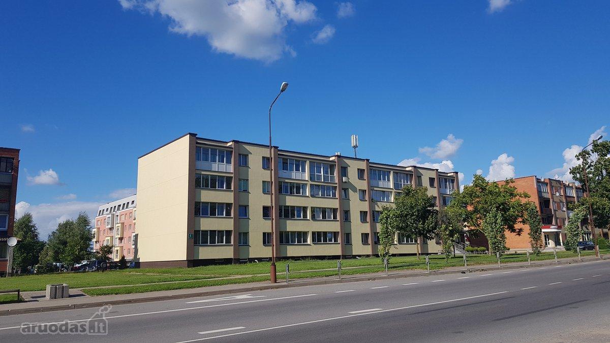 Šiauliai, Ginkūnai, Švedės g., 2 kambarių butas