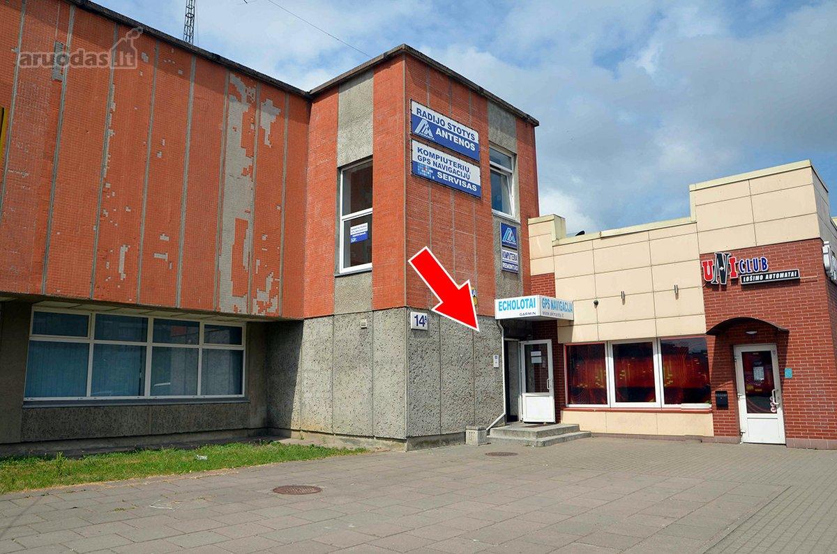 Klaipėda, Vingis, Vingio g., trade, services purpose premises