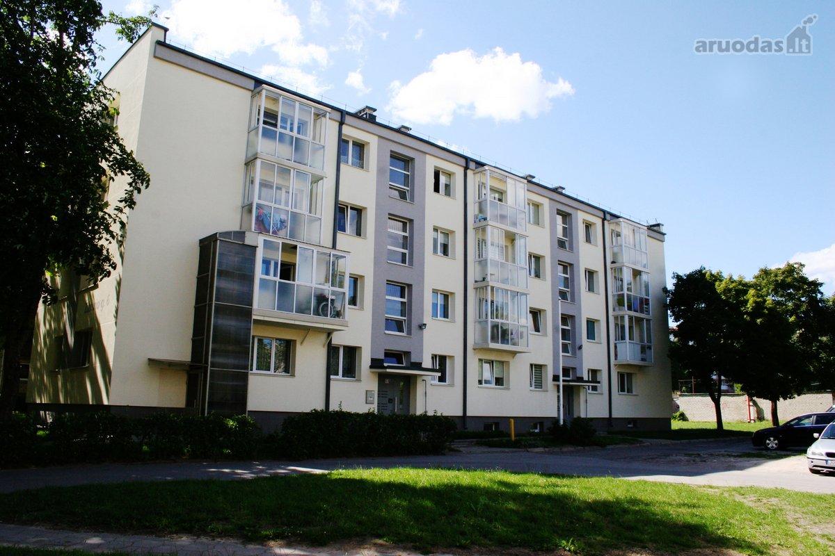 Alytus, Senamiestis, Žiburio g., 3 kambarių butas