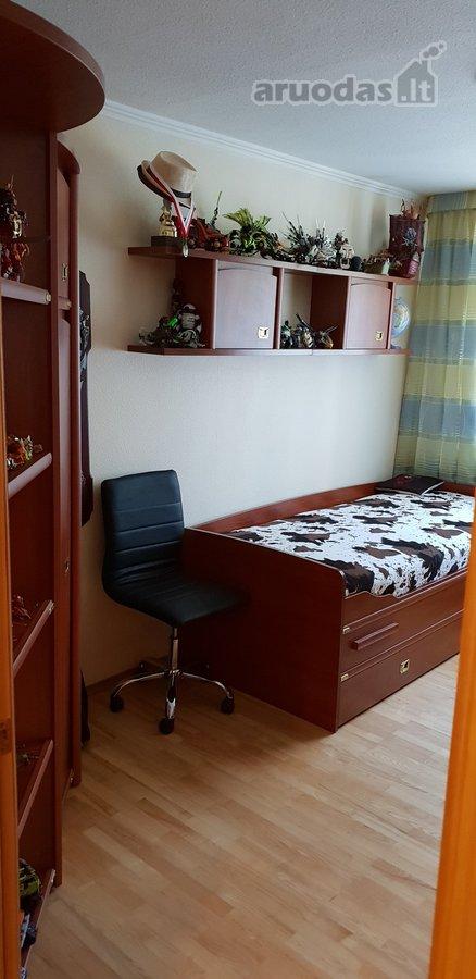 Klaipėda, Baltija, Nidos g., 3 kambarių butas