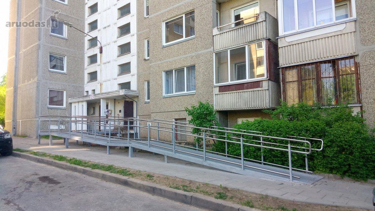 Vilnius, Pašilaičiai, Gabijos g., 1 kambario butas