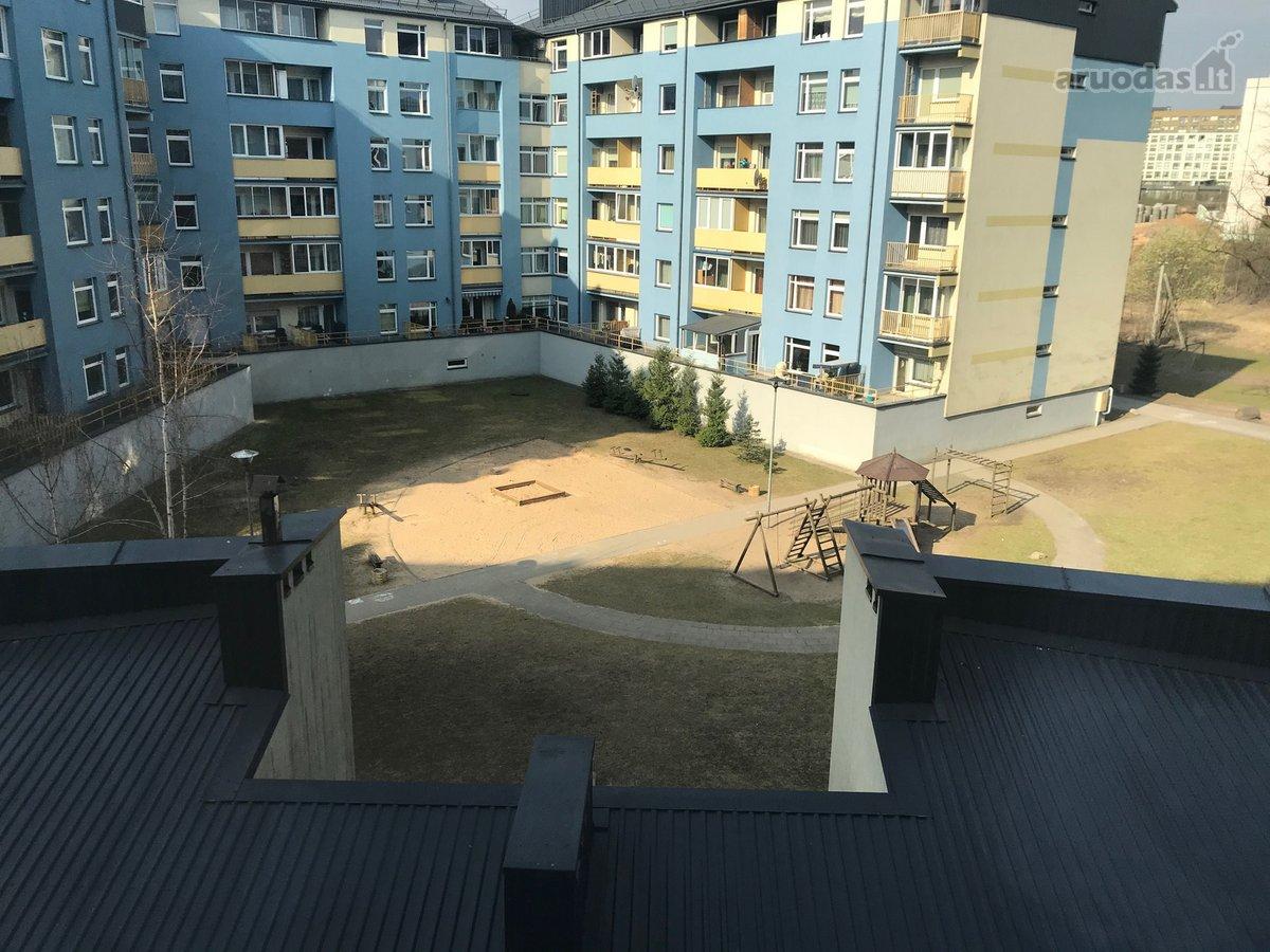 Vilnius, Pašilaičiai, Ukmergės g., 2 kambarių butas