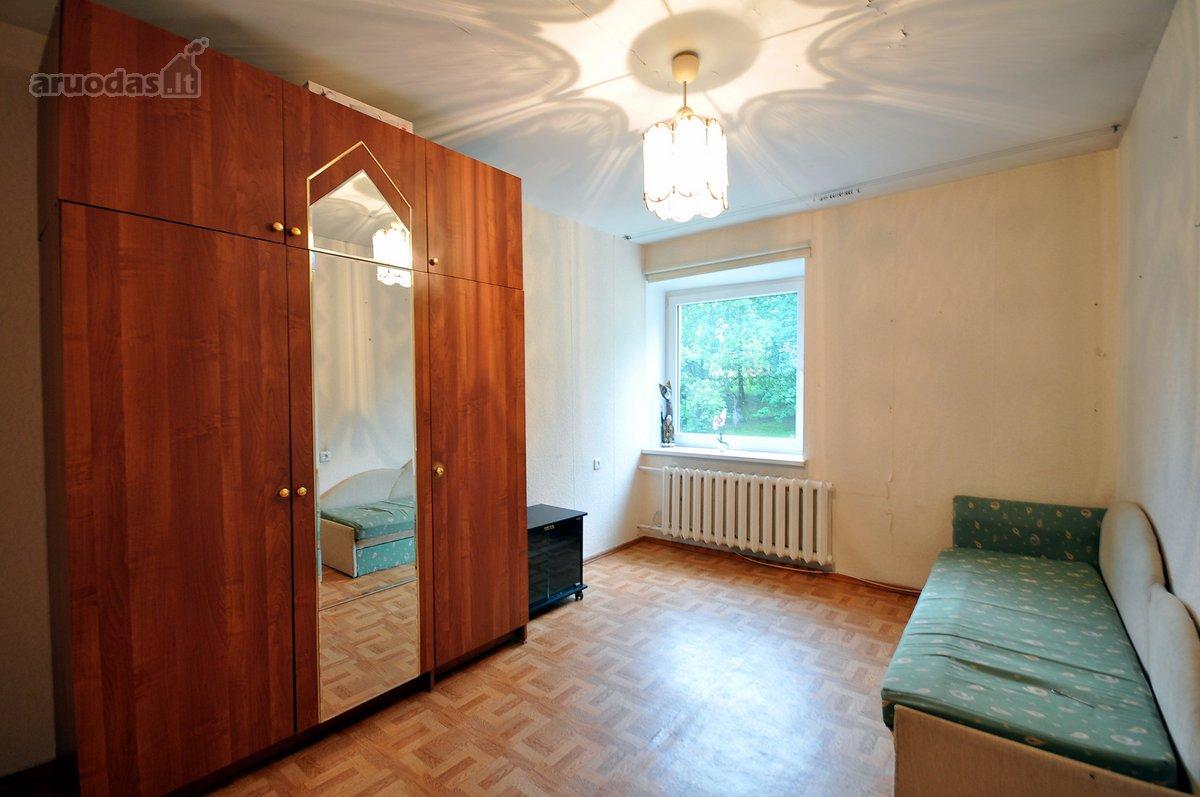 Vilnius, Saulėtekis, Keramikų g., 2 kambarių butas
